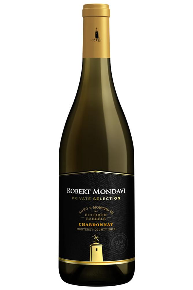 Robert Mondavi Private Selection Bourbon Barrel Chardonnay