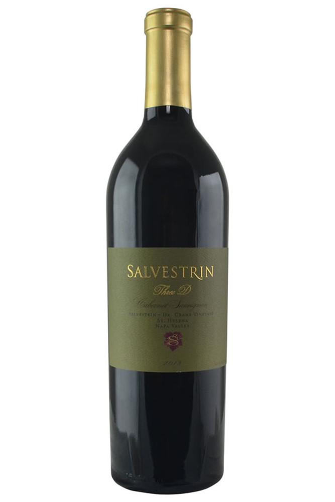 Salvestrin Three D Cabernet Sauvignon