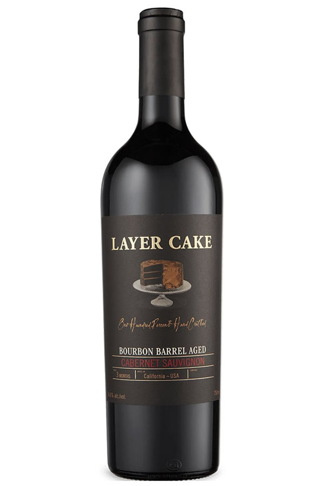 Layer Cake Bourbon Barrel Cabernet Sauvignon
