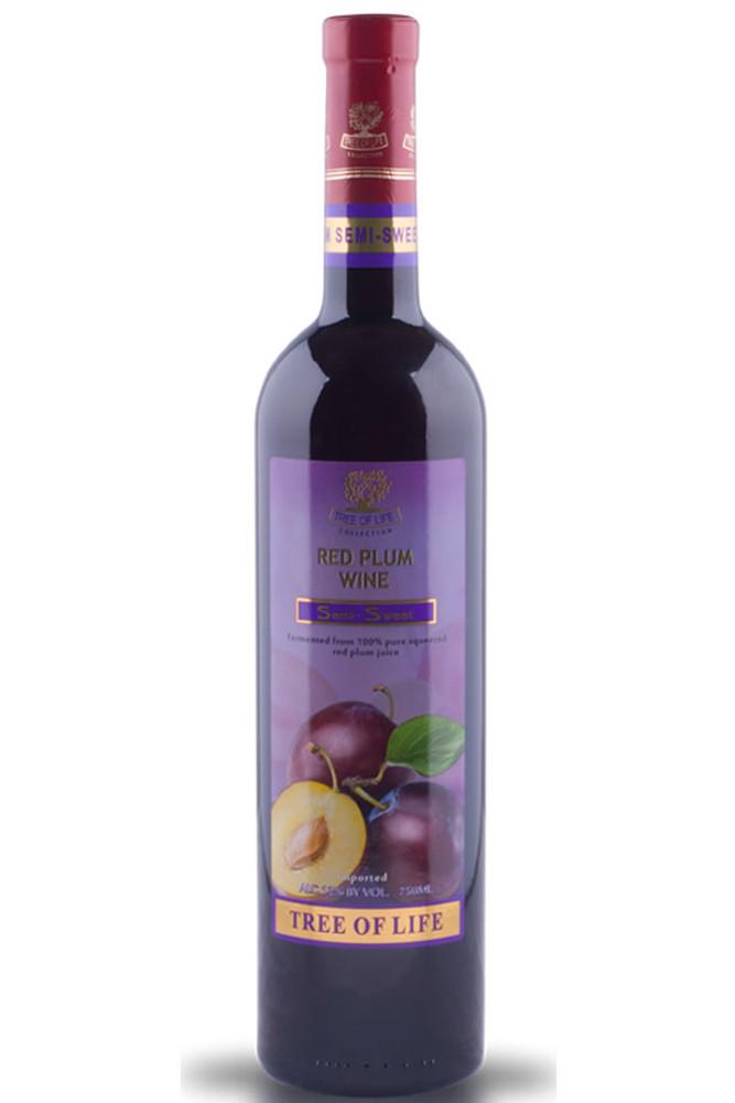 Tree Of Life Red Plum Wine