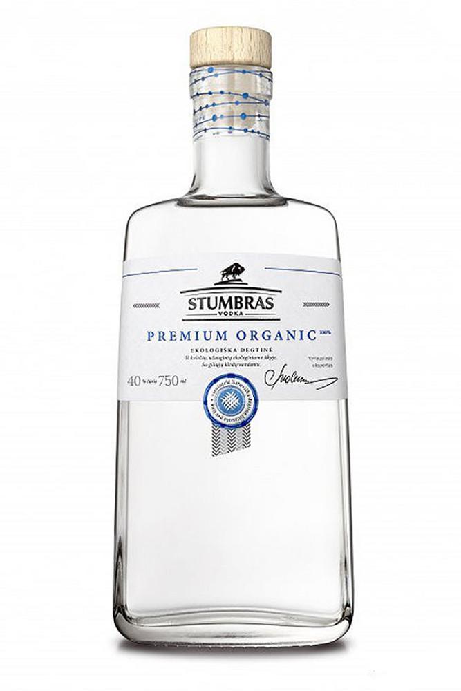 Stumbras Organic Vodka