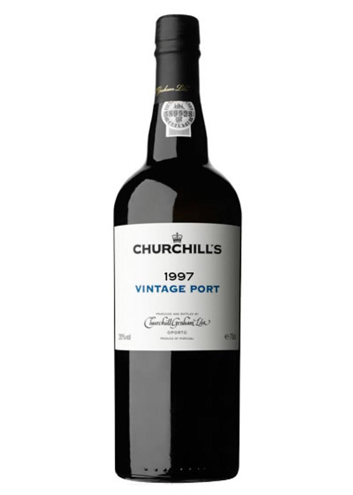 Churchill's 1997 Vintage Port
