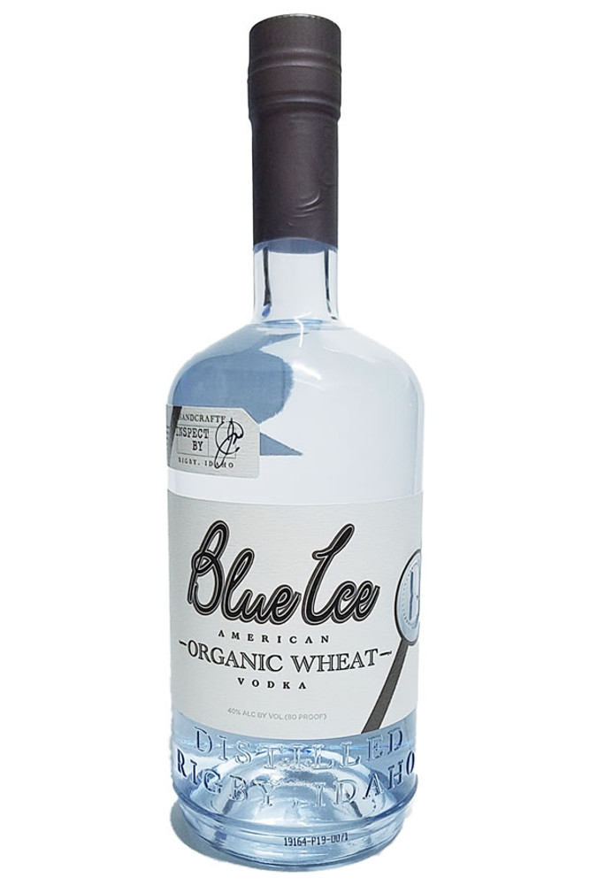 Blue Ice Wheat Vodka