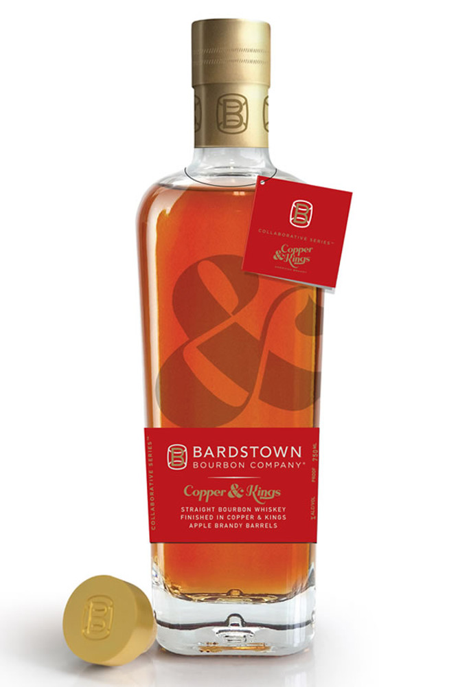 Bardstown Bourbon Co Copper & Kings Apple Brandy Bourbon