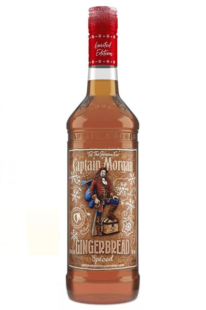 Captain Morgan Gingerbread Spiced
