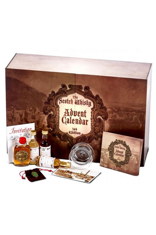 Scotch Whisky Advent Calendar 3rd Edition
