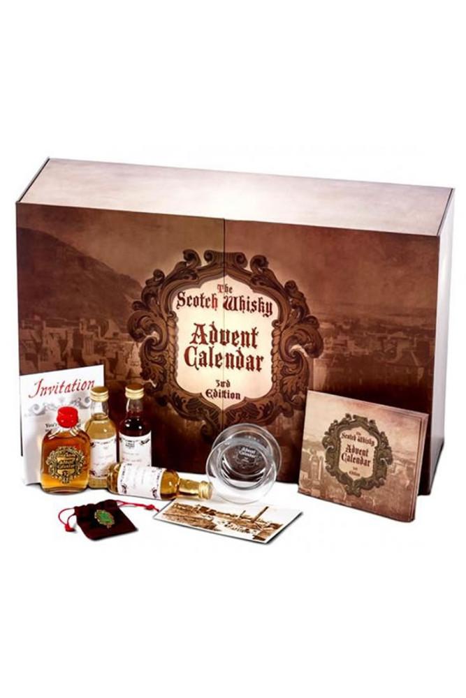 Scotch Whisky Advent Calendar 3rd Edition