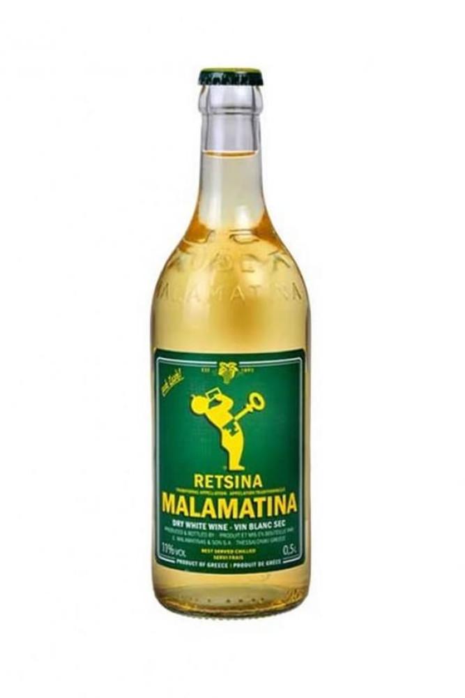 Malamatina Retsina
