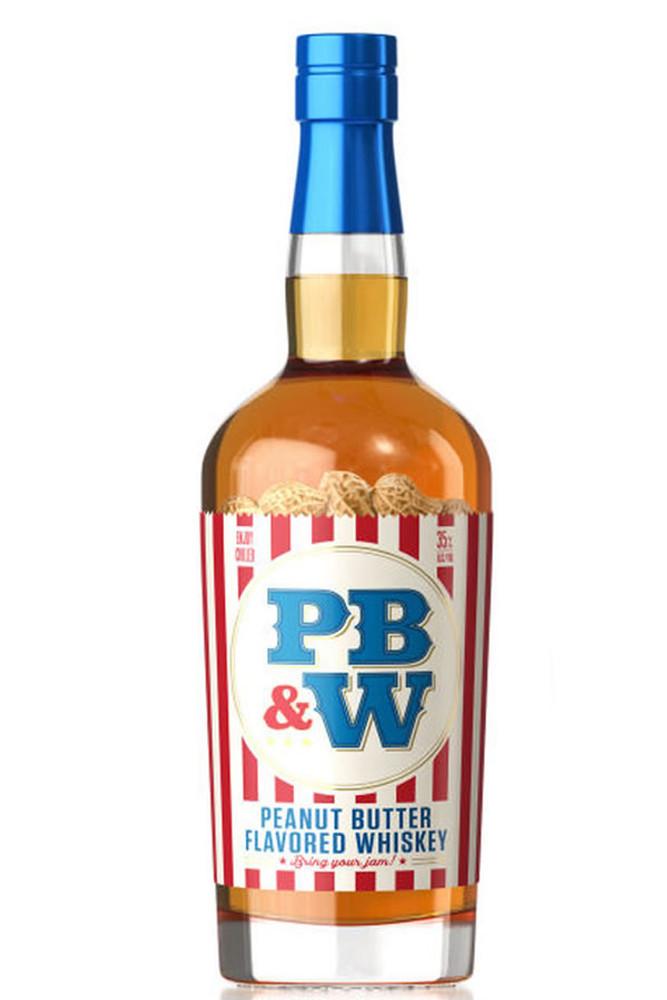 PB&W Peanut Butter Whiskey