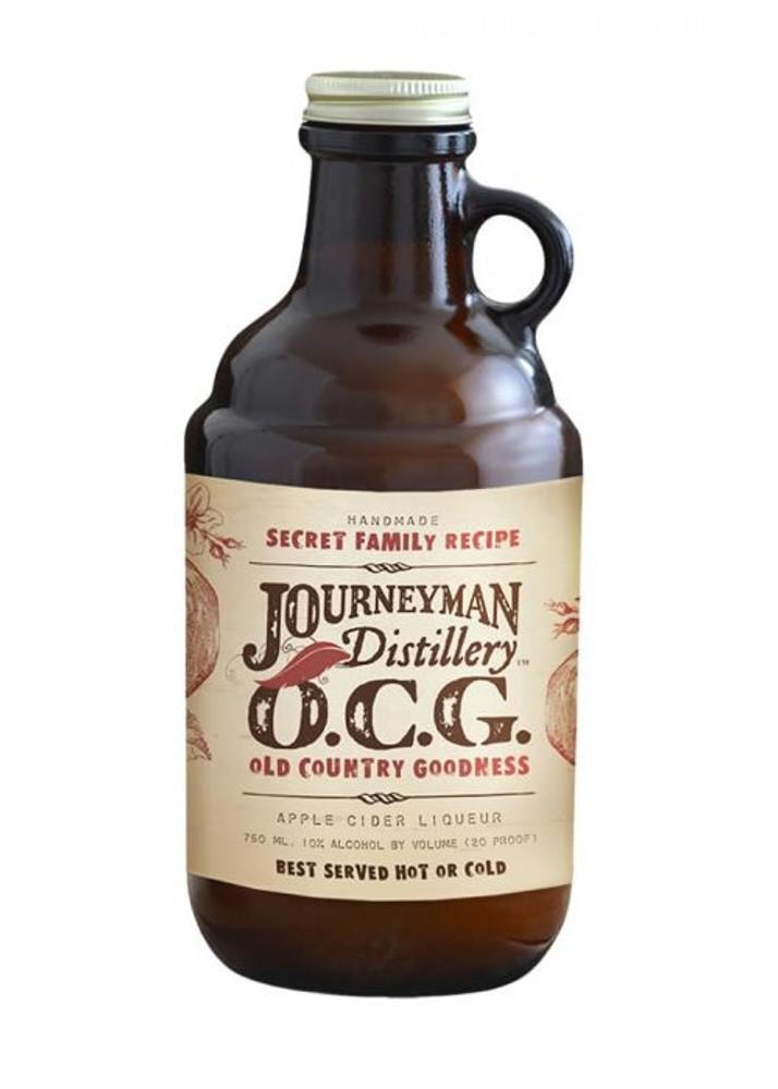 Journeyman O.C.G. Apple Cider Liqueur
