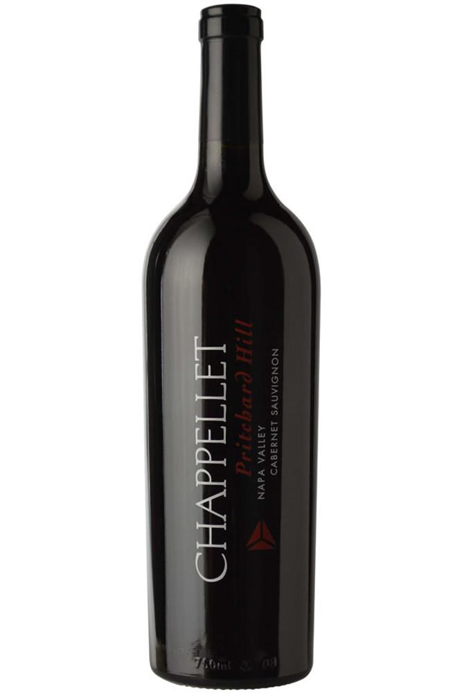 Chappellet Pritchard Hill Cabernet Sauvignon