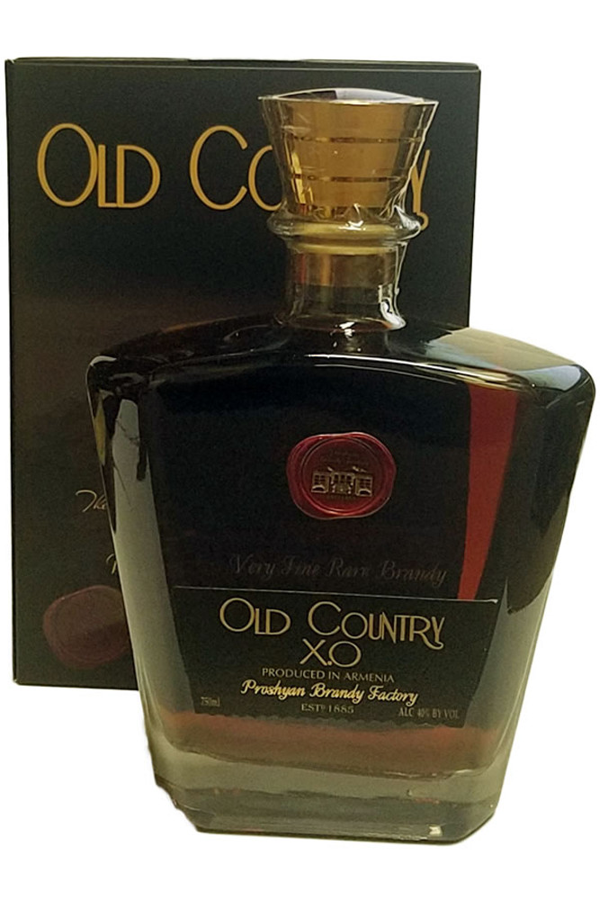 Old Country XO Armenian Brandy