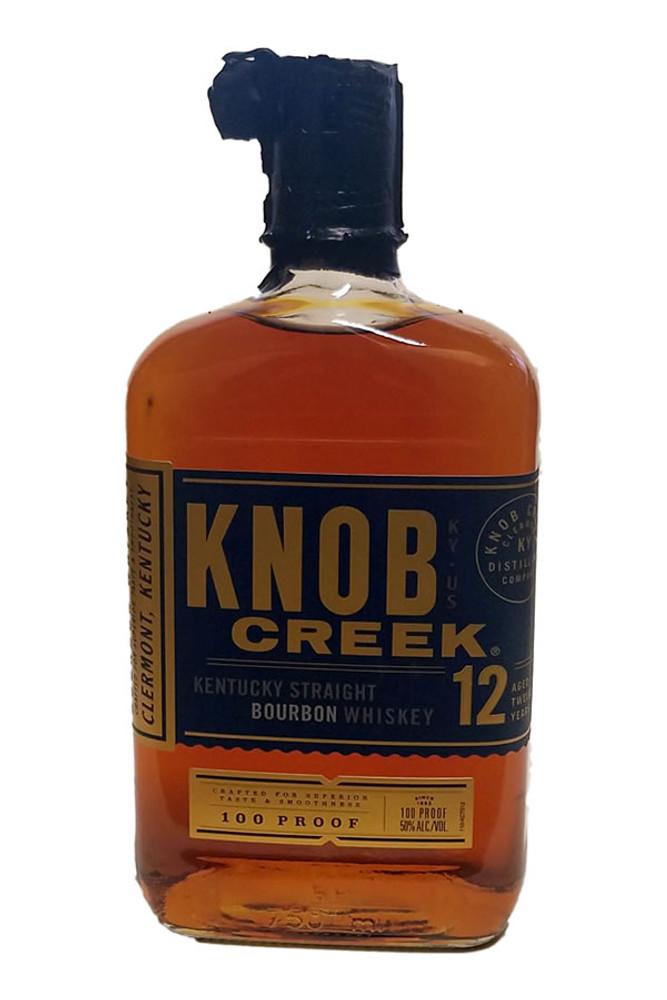 Knob Creek 12 Year Bourbon