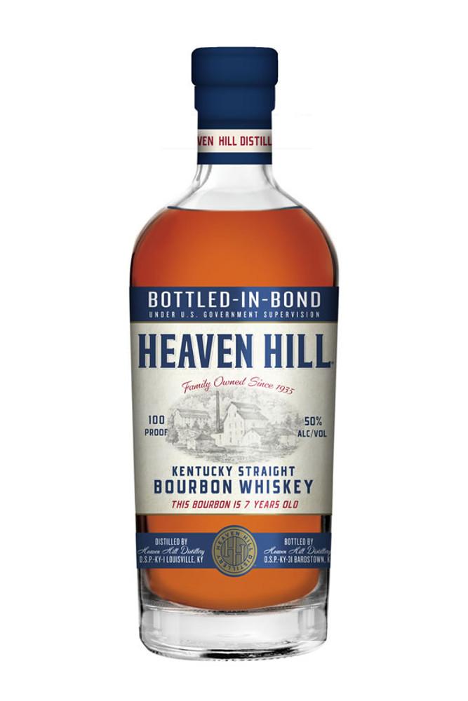 Heaven Hill Bourbon Bottled in Bond 7 Year