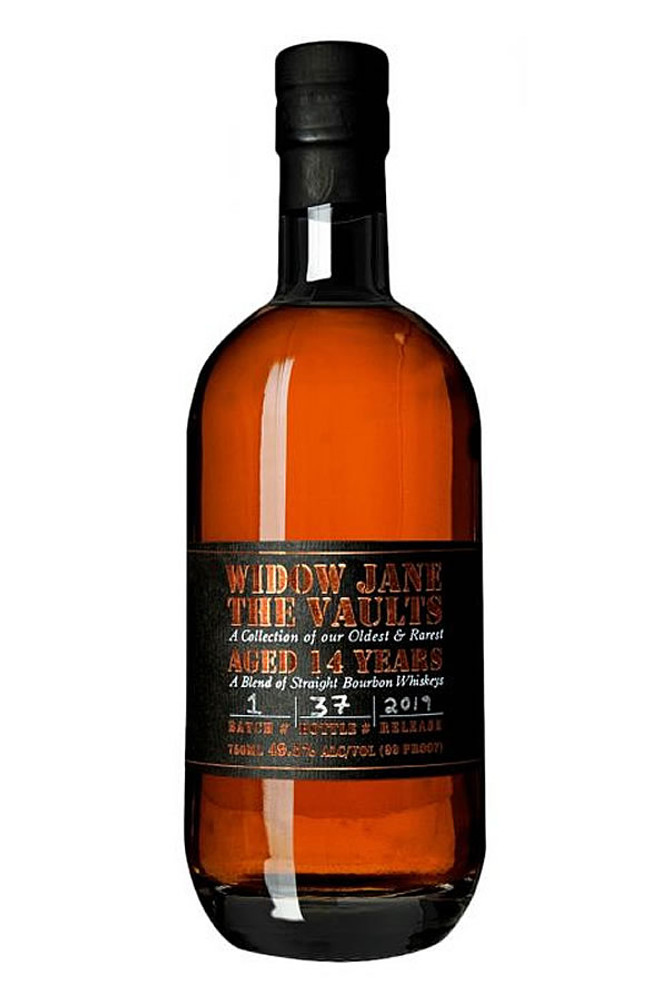 Widow Jane Bourbon 14 Year The Vaults