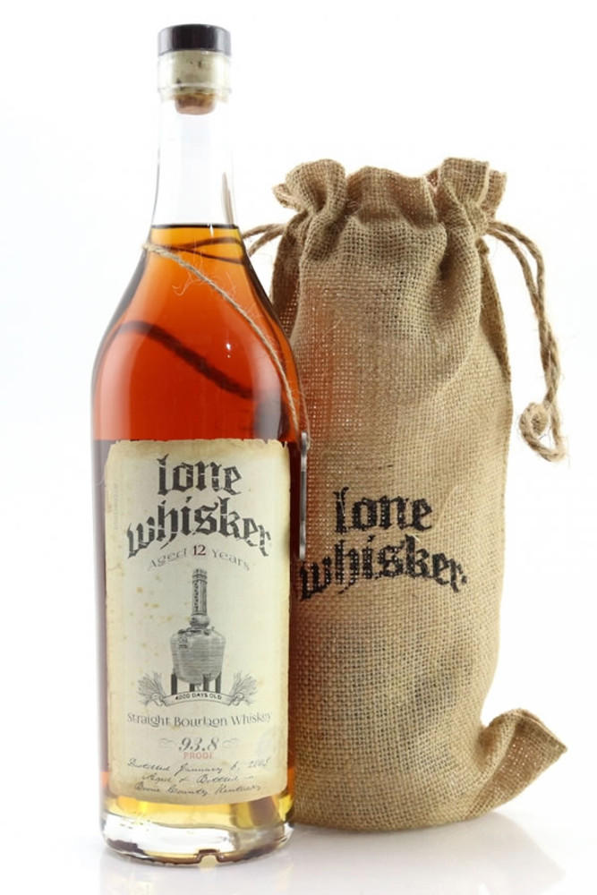 Lone Whisker 12 Year Bourbon