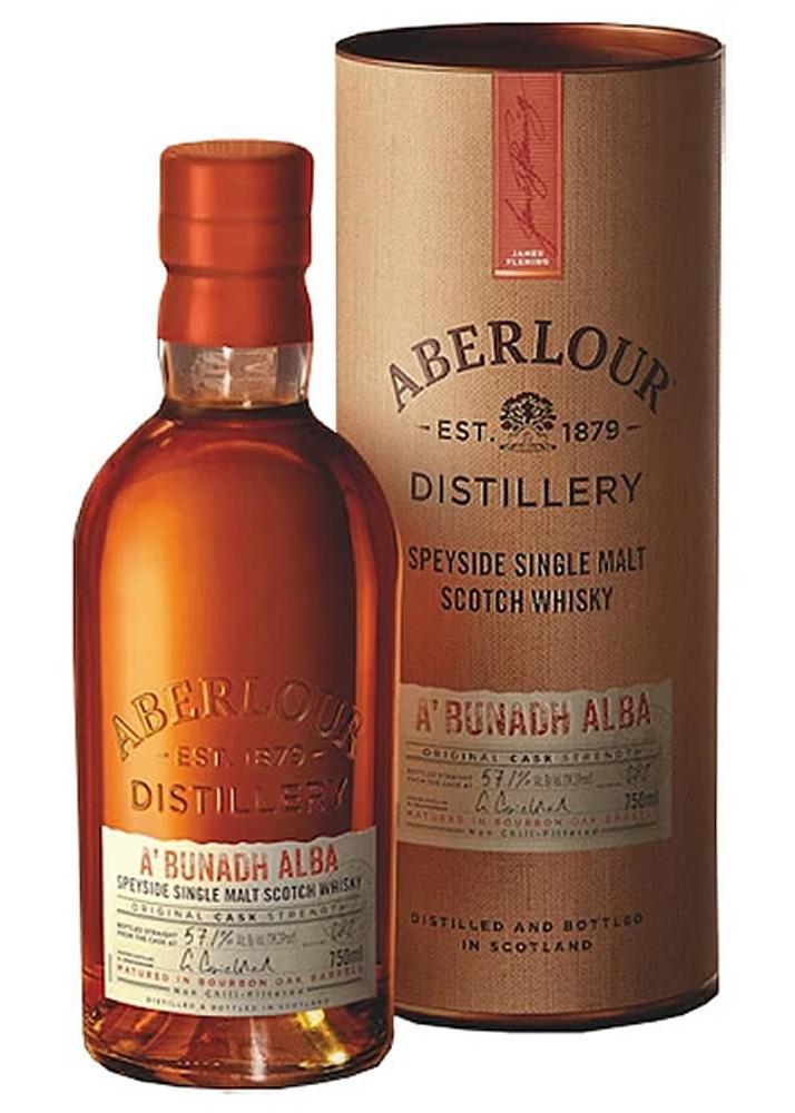 Aberlour A'Bunadh Alba
