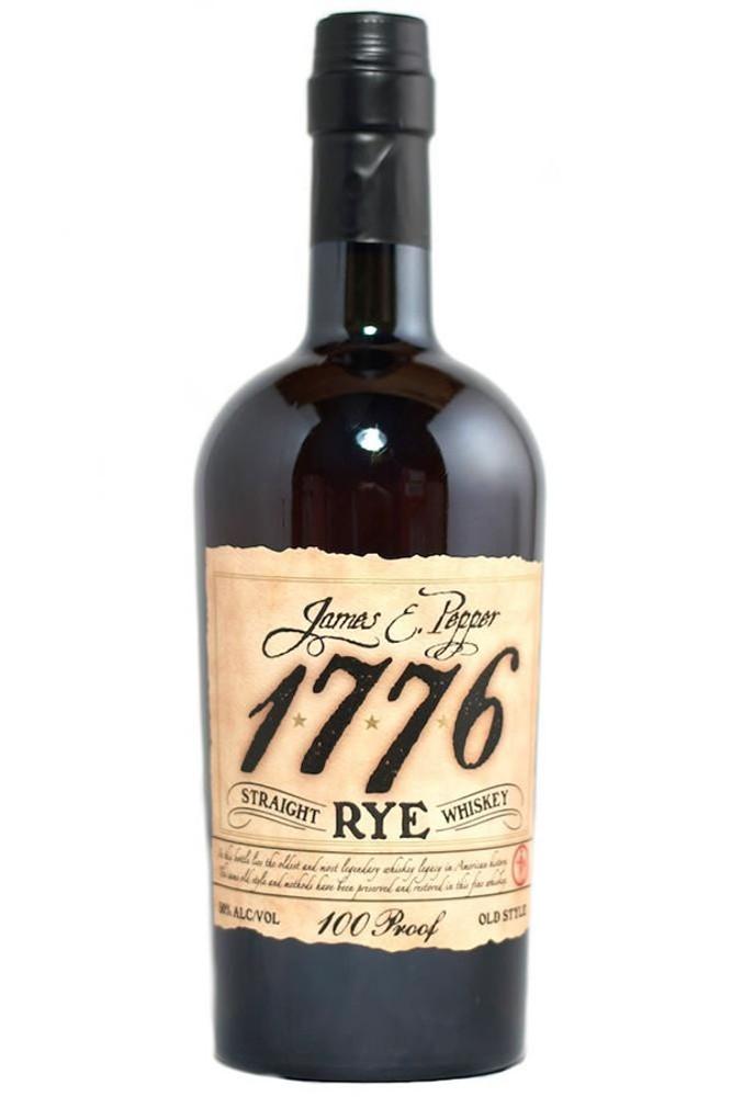James E Pepper 1776 Straight Rye