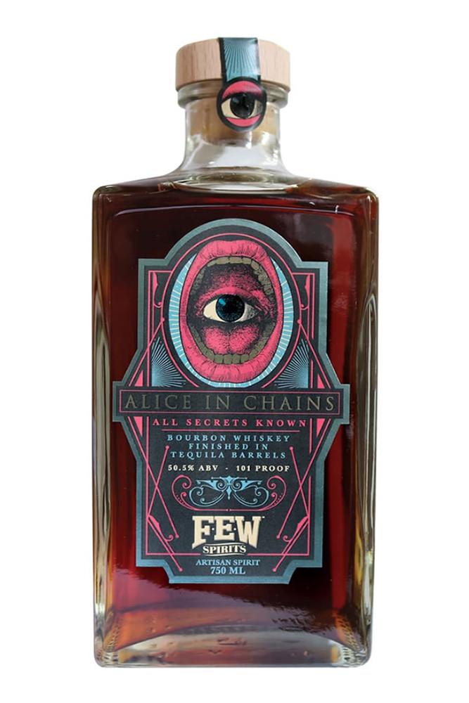 Few Spirits Alice In Chains Bourbon