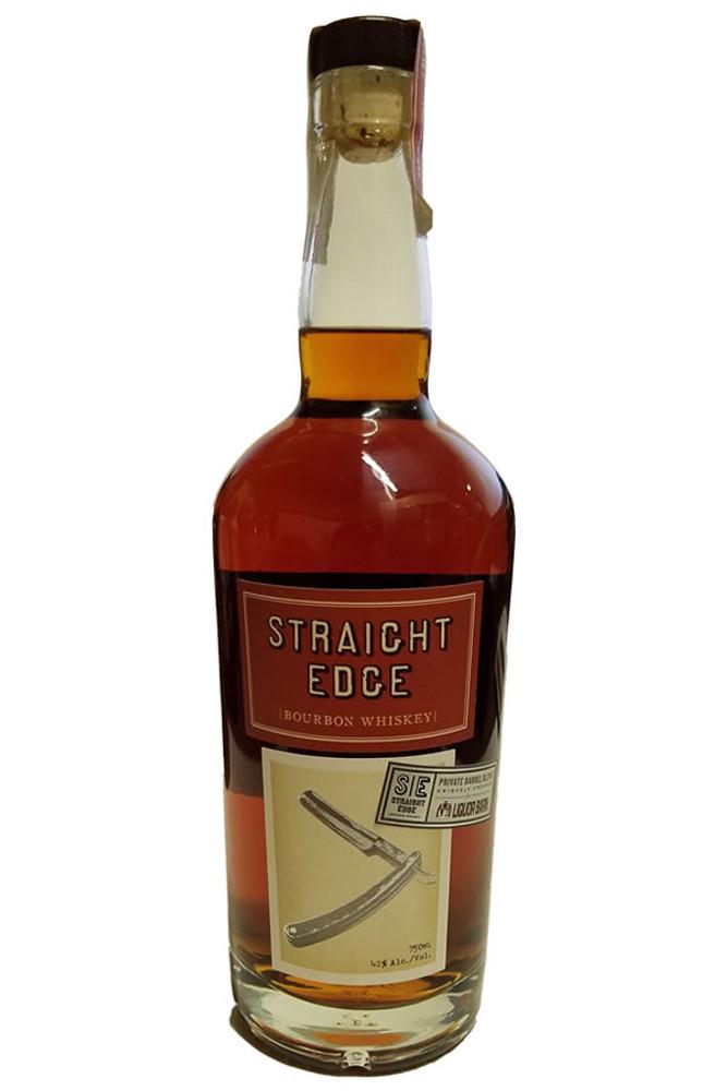 Straight Edge Private Barrel Blend Bourbon