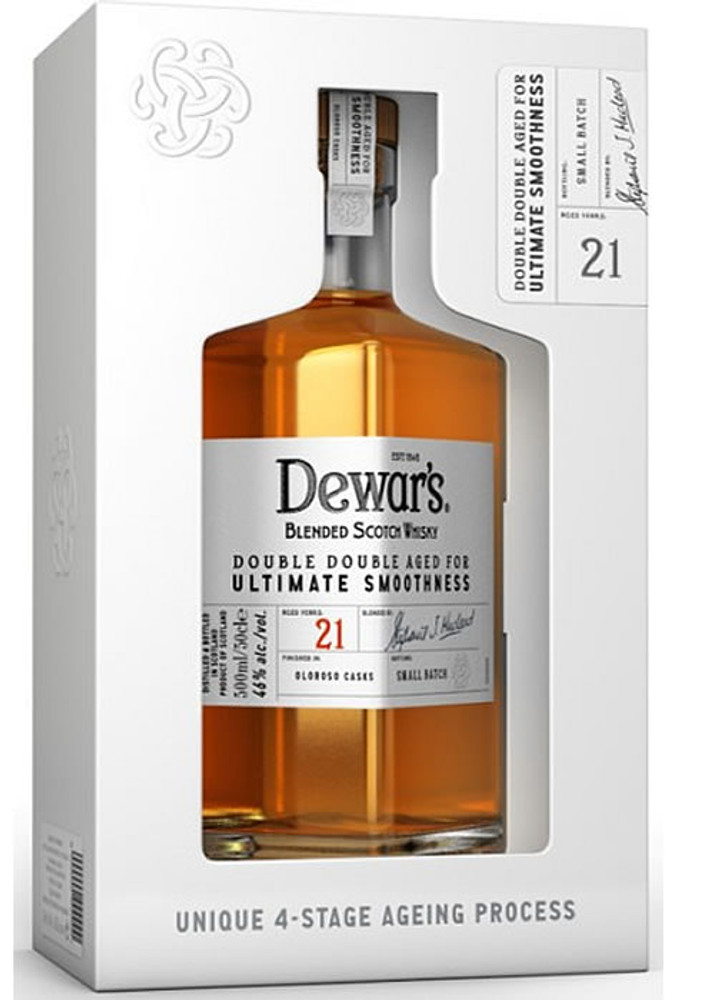 Dewar's Double Double 21 Year