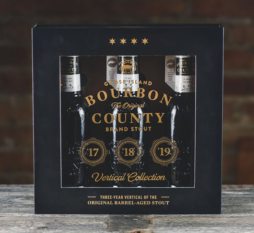 Bourbon County Stout Vertical Collection