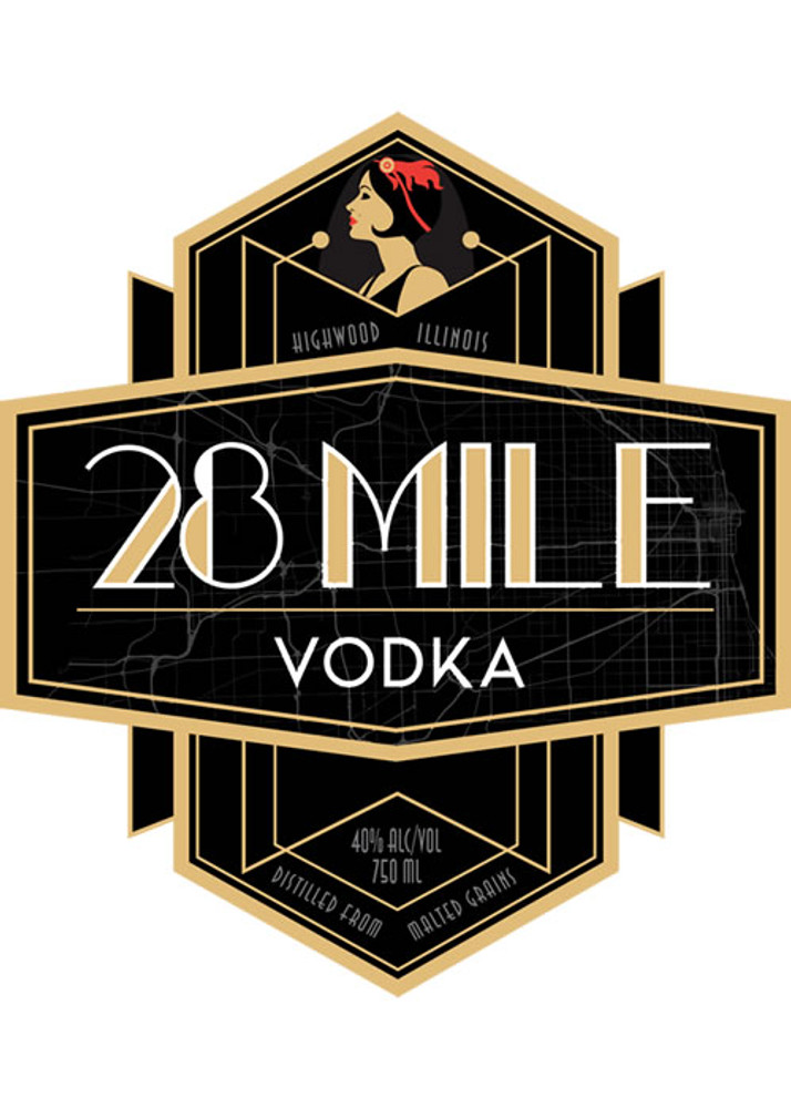 28 Mile Vodka