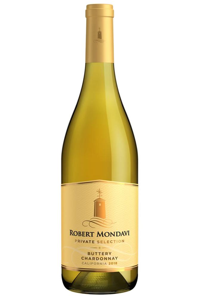 Robert Mondavi Private Selection Buttery Chardonnay