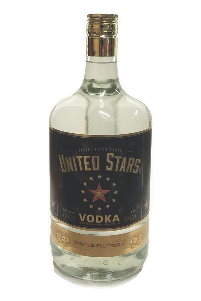 United Stars Vodka