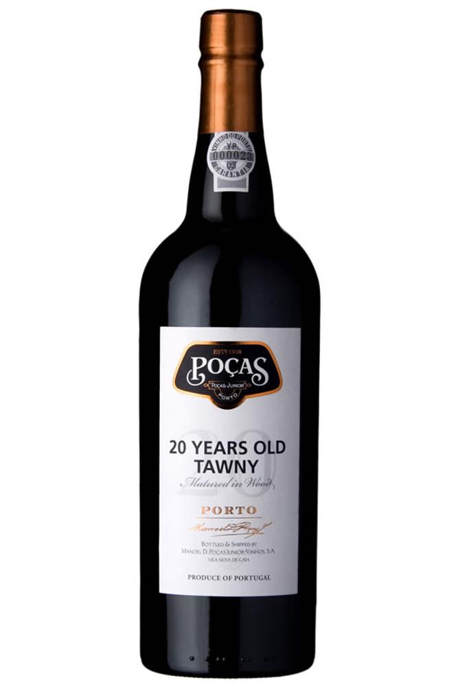 Pocas Junior 20 Year Tawny Port