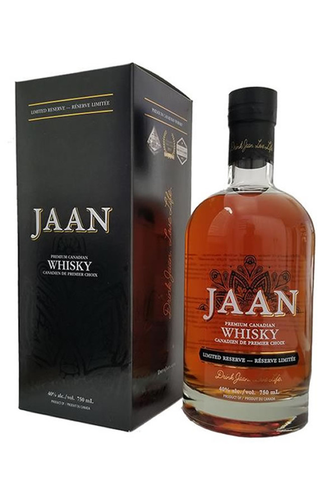 Jaan Premium Blended Canadian Whisky