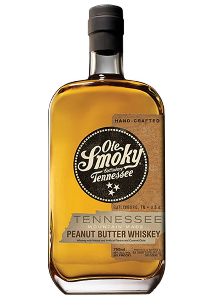 Ole Smoky Peanut Butter Whiskey
