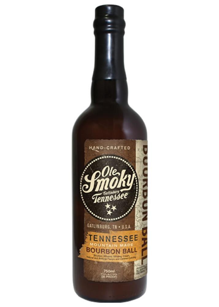 Ole Smoky Bourbon Ball Cream
