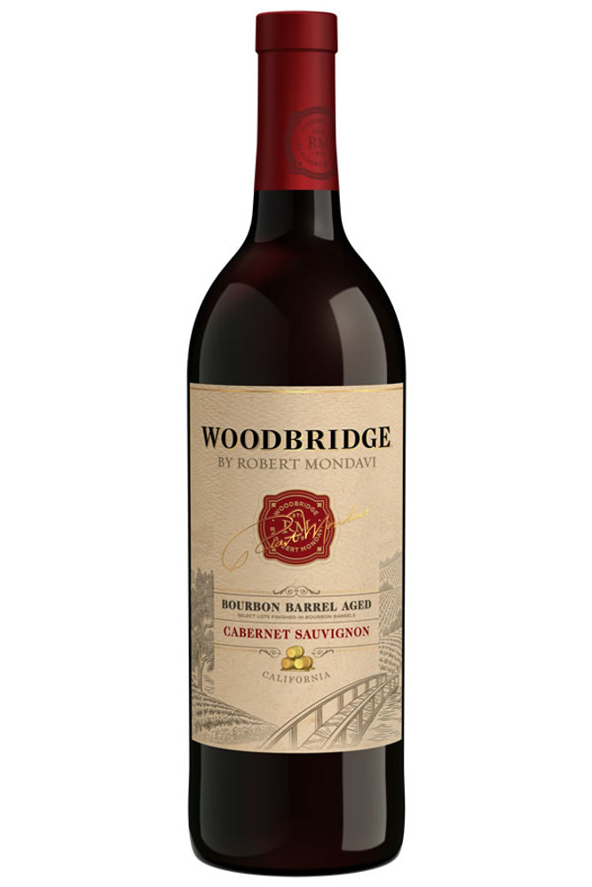 Woodbridge Bourbon Barrel Cabernet Sauvignon
