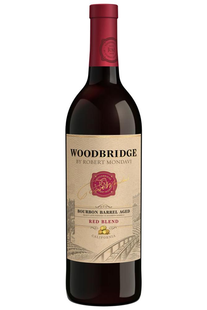 Woodbridge Bourbon Barrel Red Blend
