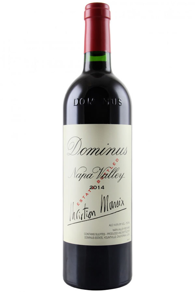 Dominus Napa Valley Bordeaux Blend 2014