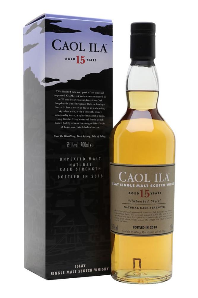 Caol Ila 15 Year
