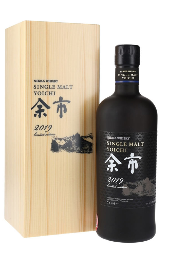Nikka Yoichi Limited Edition 2019