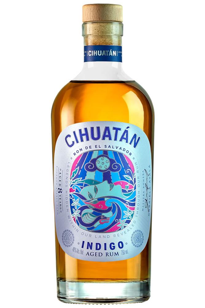Cihuatan 8 Year Solera Gran Reserva Rum