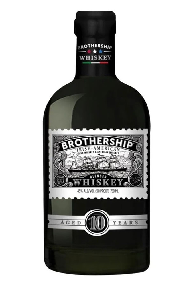 Brothership 10 Year Irish American Whiskey
