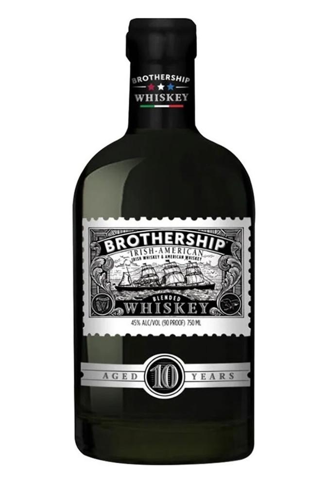 Brothership 10 Year Irish American Whiskey