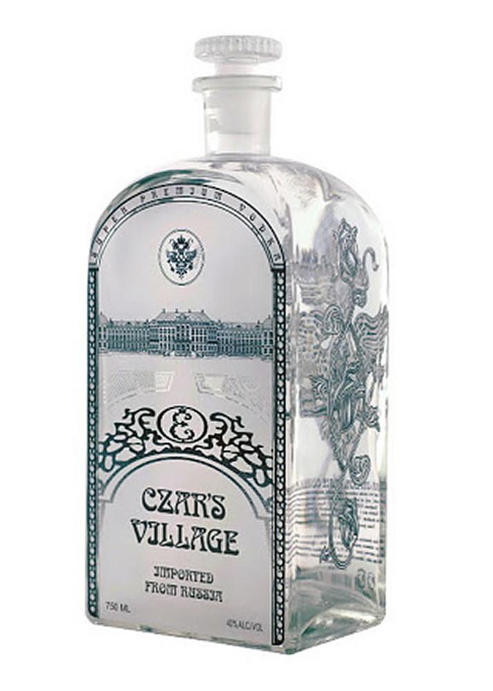 Czars Village Vodka