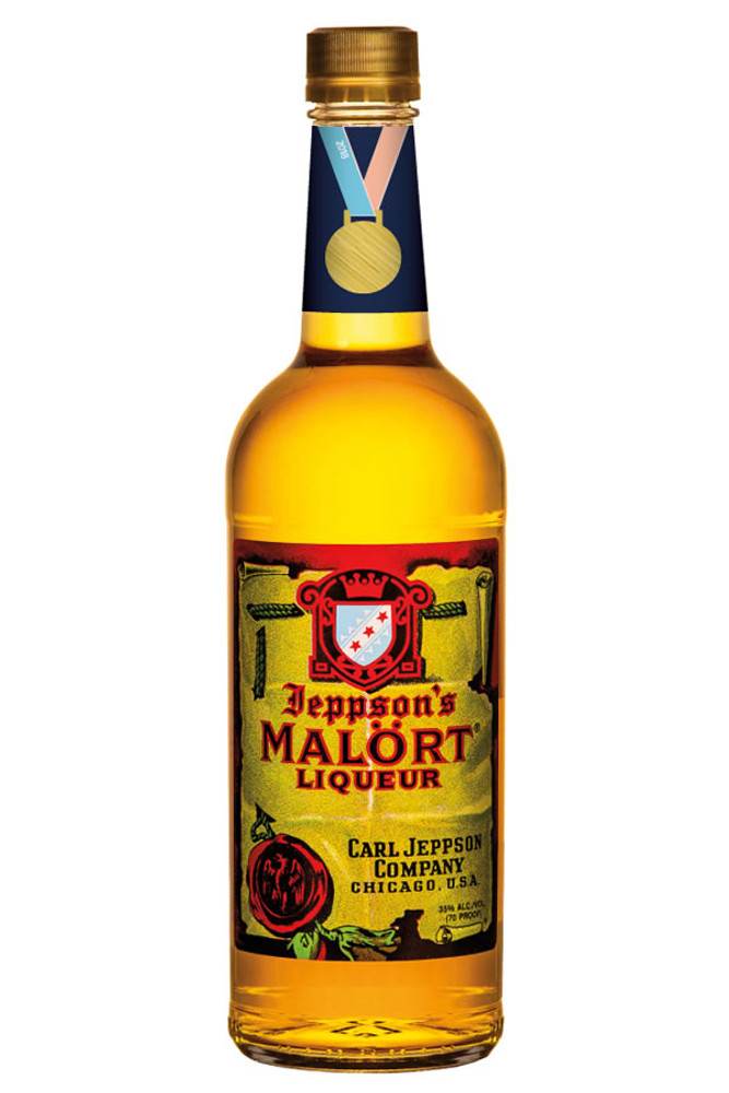 Jeppson's Malort Gold Medal Limited Edition