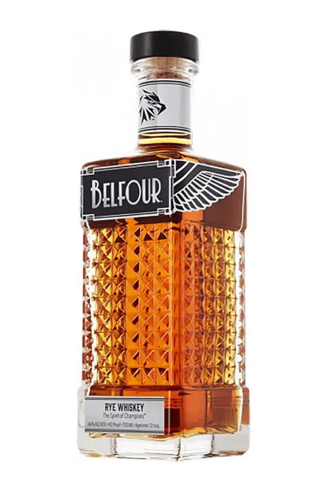 Belfour Rye Whiskey