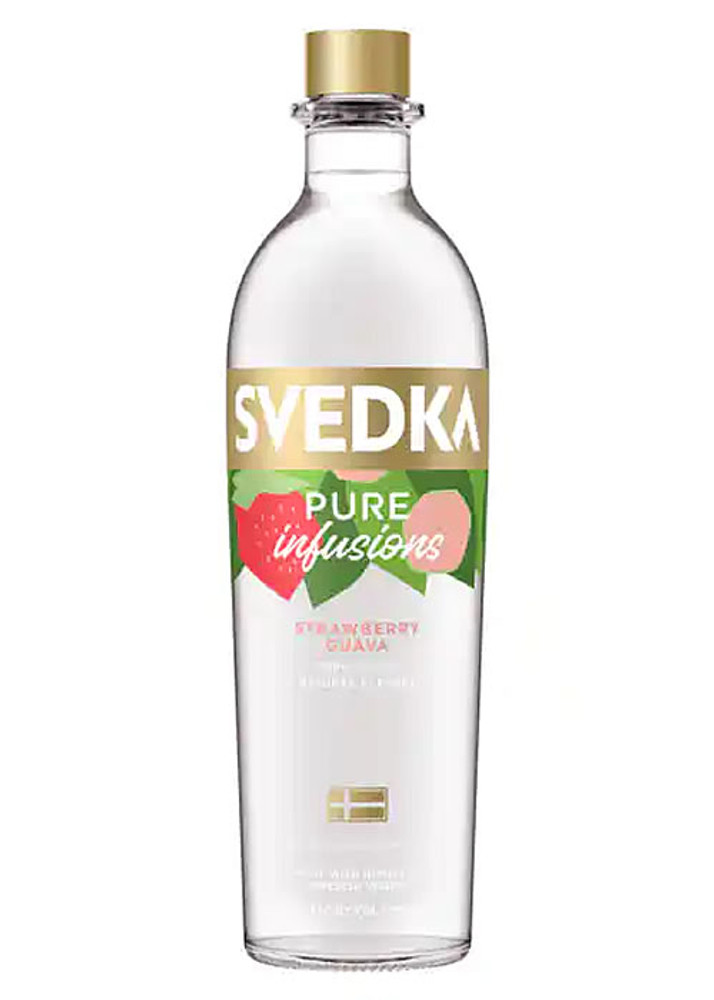 Svedka Pure Infusions Strawberry Guava