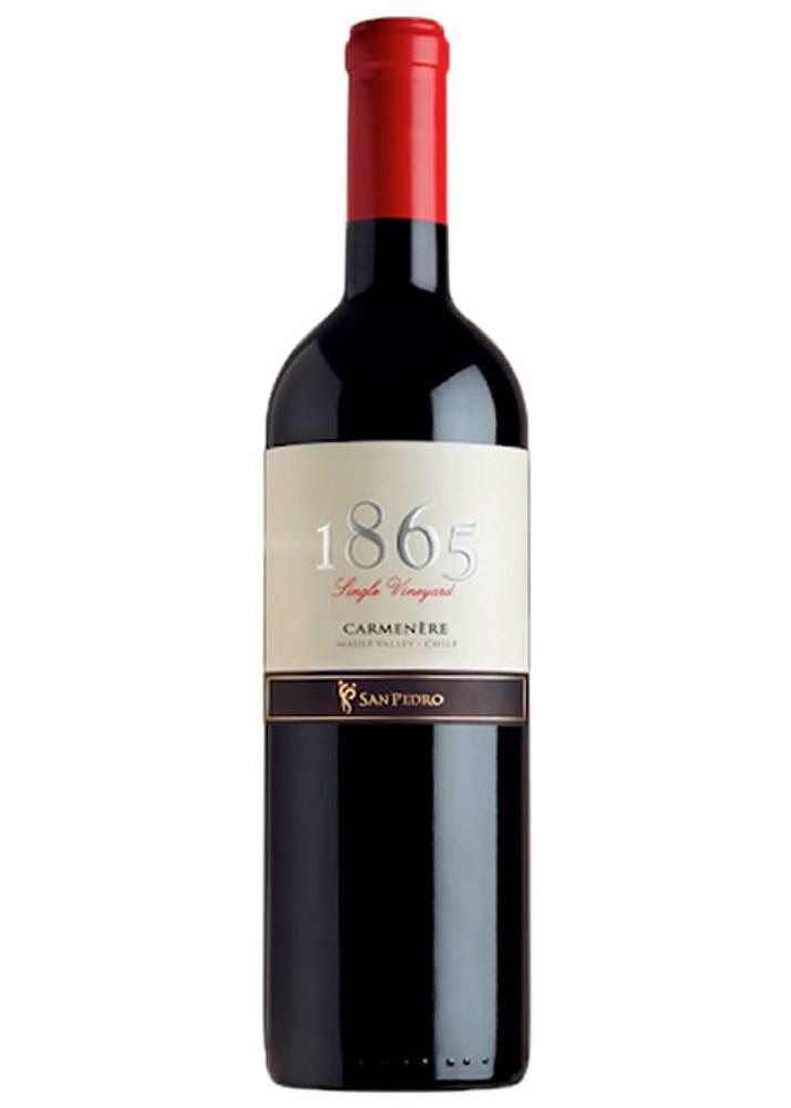 San Pedro 1865 Single Vineyard Carmenere