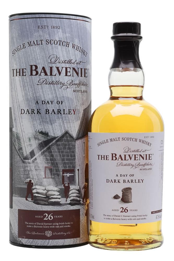 Balvenie 26 Year A Day of Dark Barley