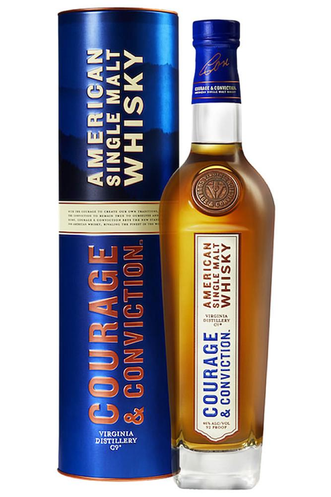 Virginia Distillery Company Courage & Conviction Single Malt