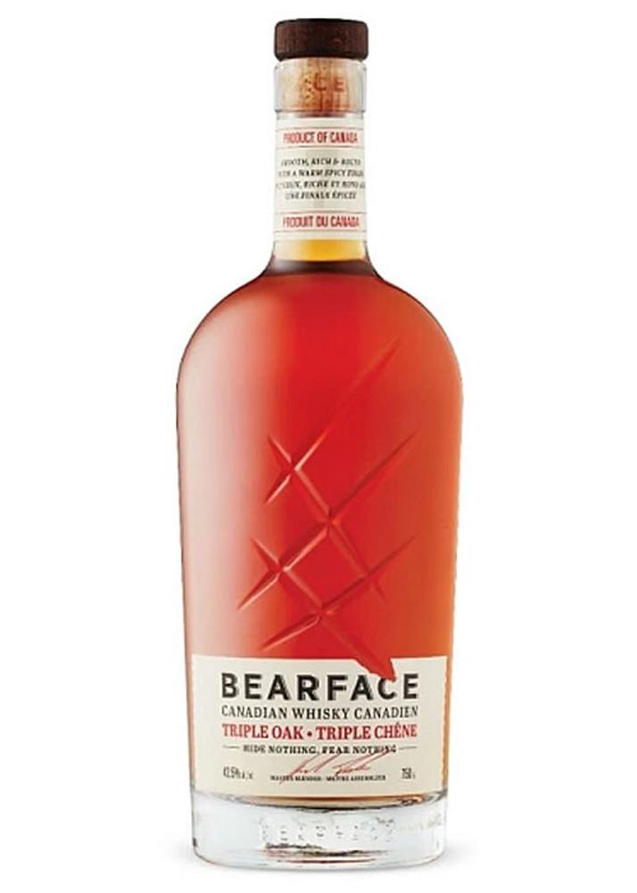 Bearface 7 Year Canadian Whisky