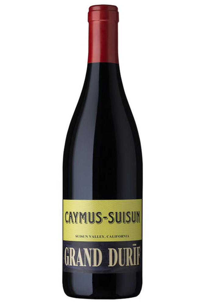 Caymus Suisun Grand Durif